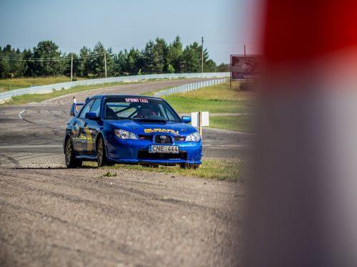 Subaru Impreza STI 2007 Tėvas Racing
