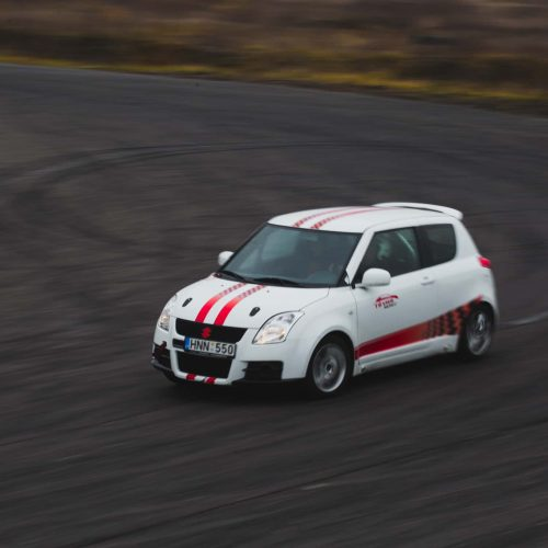 Suzuki Swift Sport Tėvas Racing