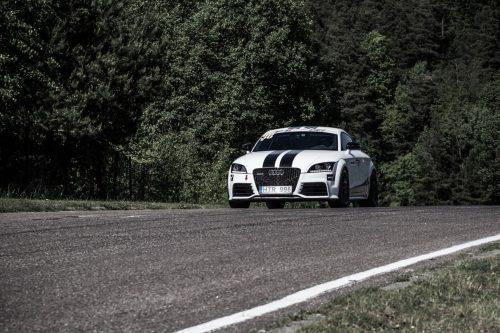 Audi TTRS 2012 Tėvas Racing