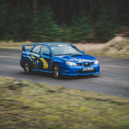Subaru Impreza STI 07 Tėvas Racing